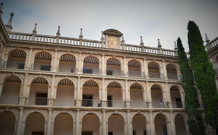 Universidad alcala de henares for Oficina inem alcala de henares