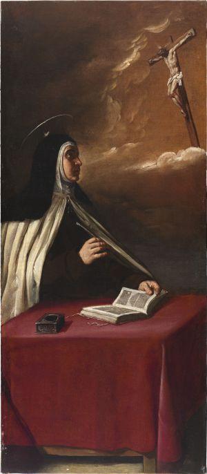 la-huella-teresa-jesus-alcala-de-henares