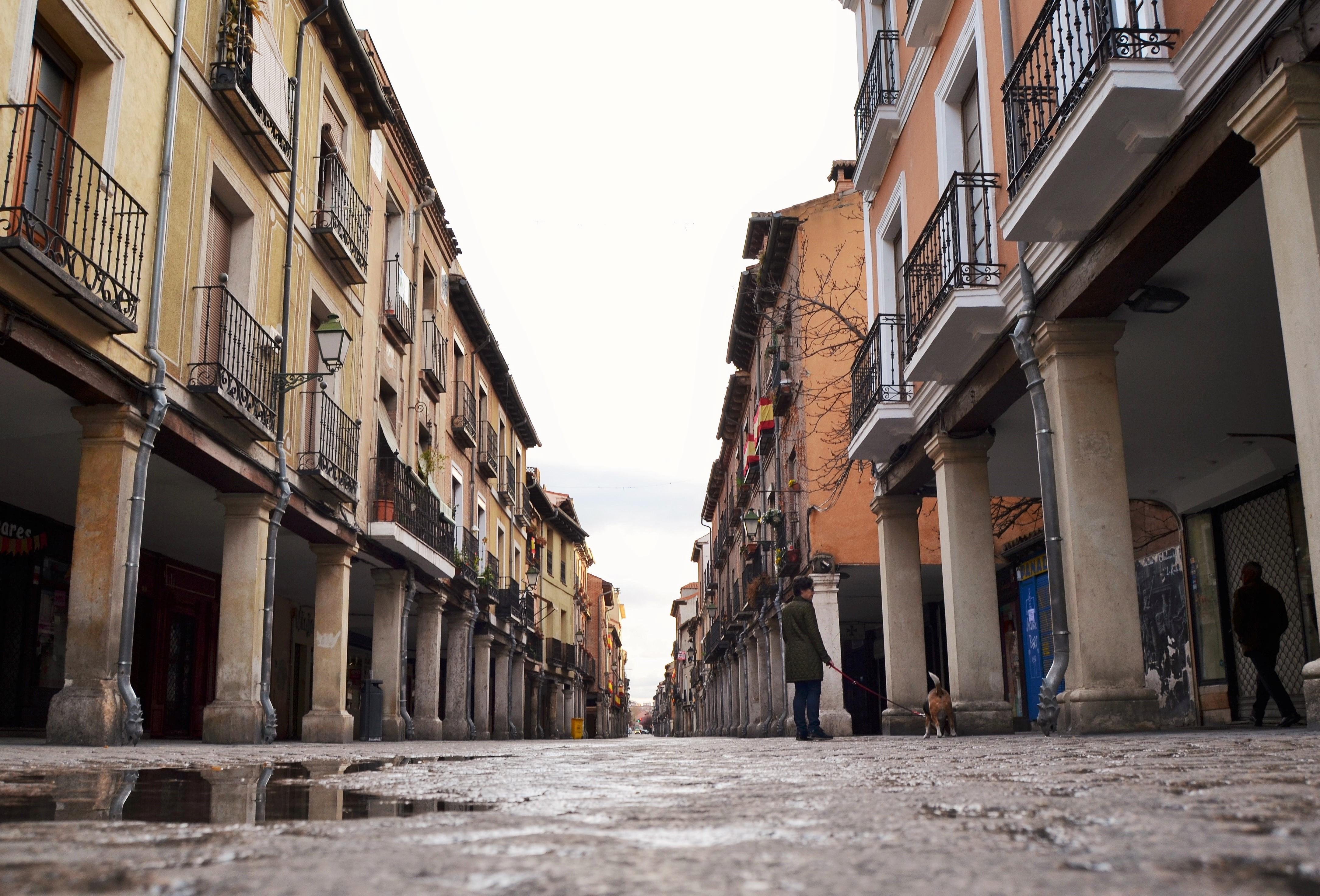 Historia alcala henares for Ciudad 10 alcala de henares