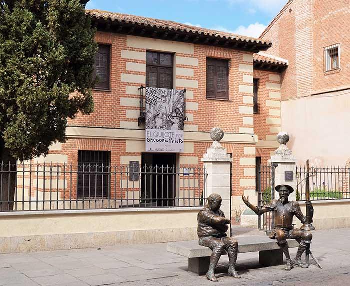 Museo casa natal de cervantes alcal de henares - Casas regionales alcala de henares ...