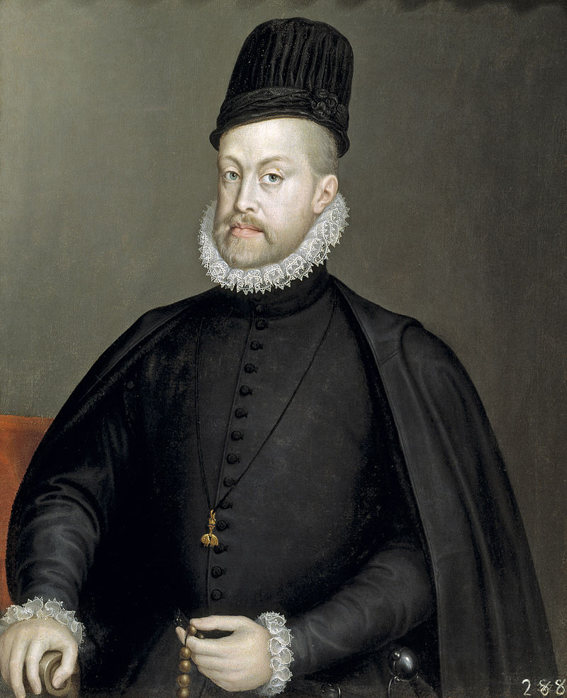 Felipe II y Alcalá de Henares por AlcaláTurismoYmás