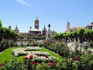 Plaza-de-Cervantes