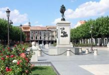 El Paseo, plaza de Cervantes, Alcalá de Henares