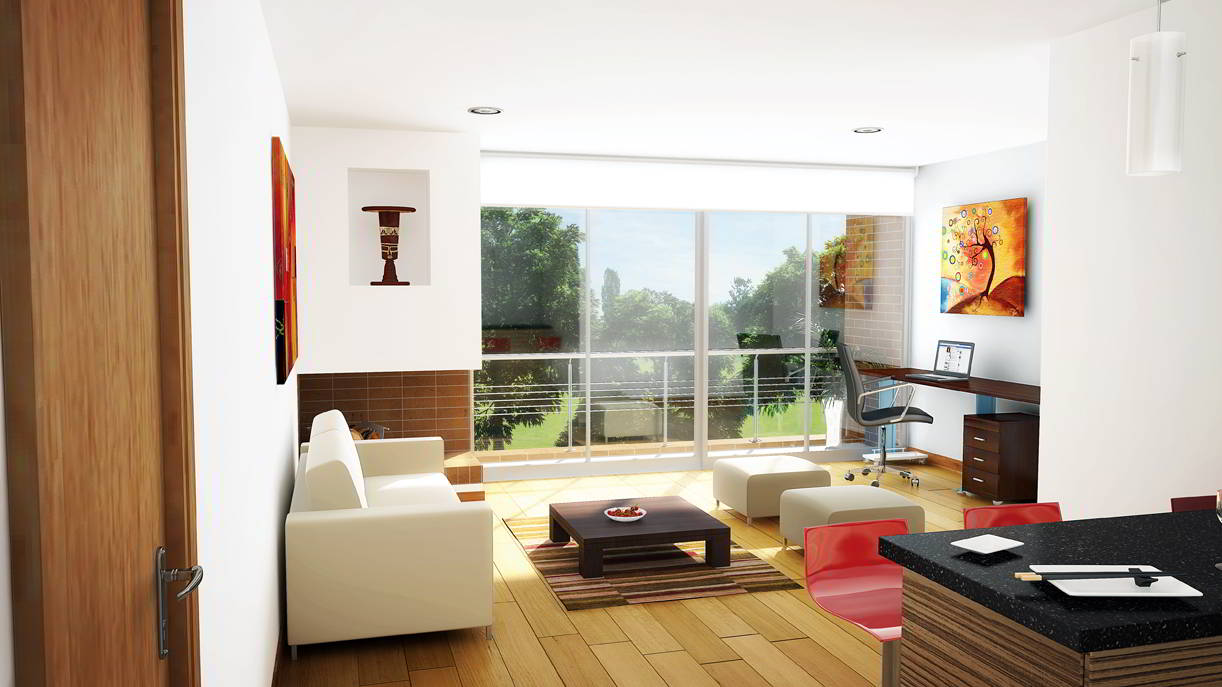 Como ahorrar espacios en apartamentos alcala turismo y mas for Como decorar mi apartamento