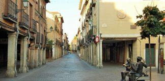 Un paseo por la historia de Alcalá de Henares