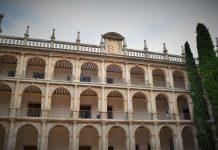 El Patio de Santo Tomás de Villanueva o del Colegio Mayor de San Ildefonso