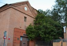 convento carmelitas descalzos san cirilo teatro la galera