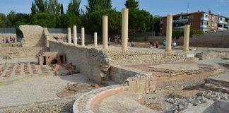 La importante área arqueológica de Complutum