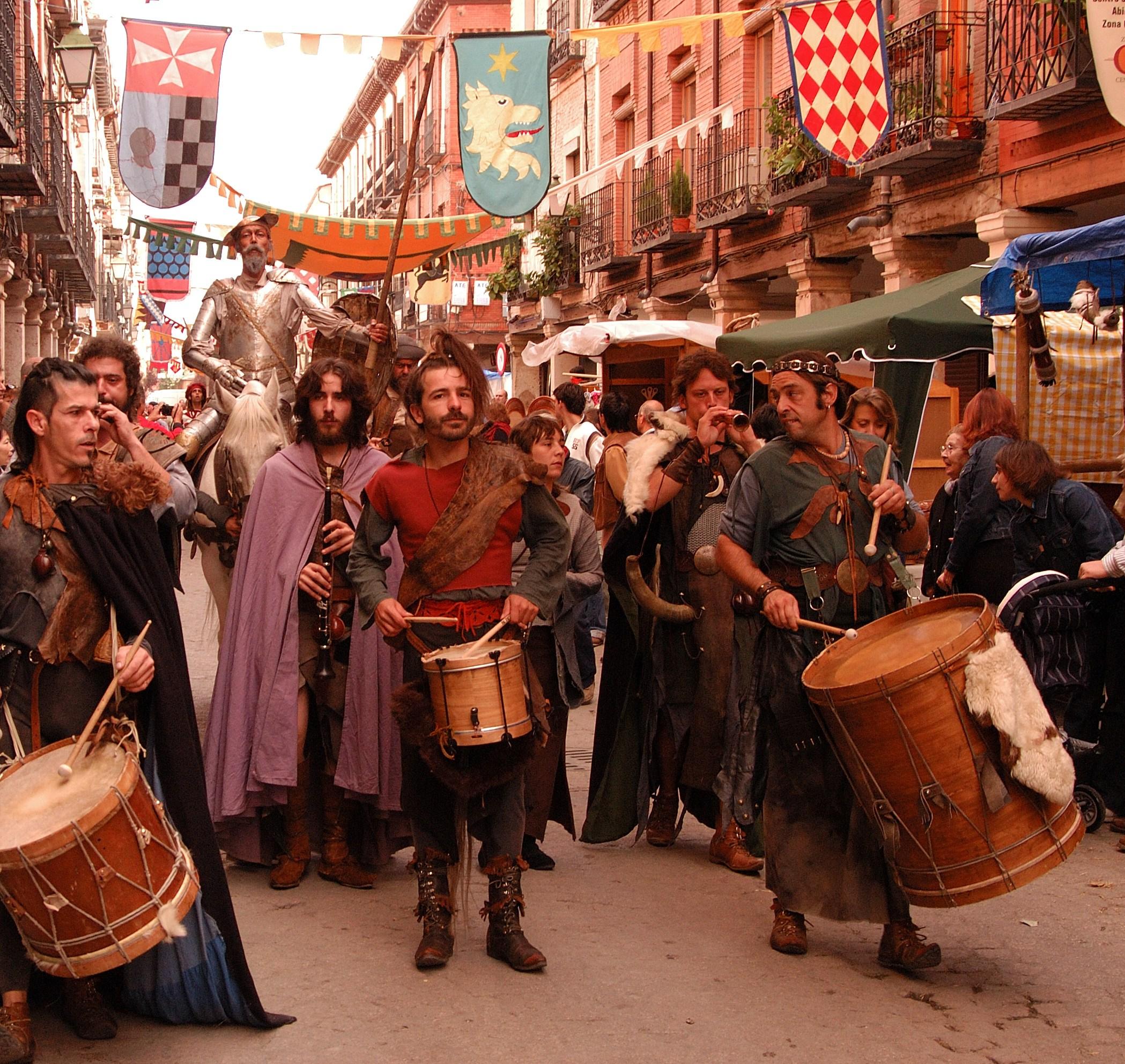 Semana Cervantina de Alcalá de Henares, Fiesta de Interés Turístico Nacional