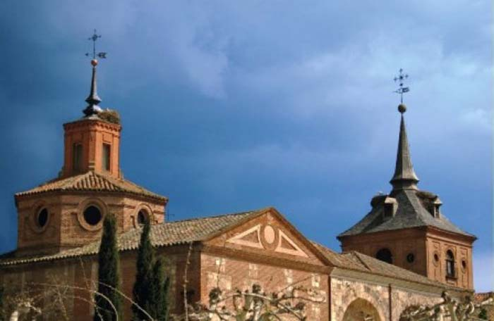 Guía Ruta de las cigüeñas, Alcalá de Henares