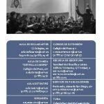 Programación cultural Universidad de Alcalá