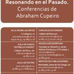 Actividades culturales de la Universidad de Alcalá de Henares