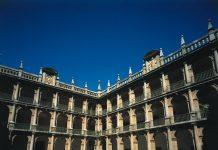 El Colegio Mayor de San Ildefonso, Universidad de Alcalá de Henares