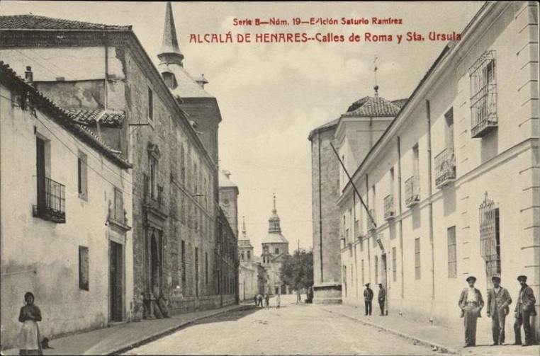 Alcalá de Henares, la ciudad escondida