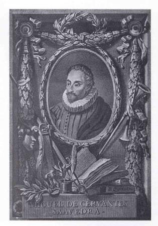 Algunas ideas sobre Miguel de Cervantes y su Don Quijote para niñ@s