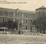 Hauser_y_Menet_(ca._1912)_Alcalá_de_Henares._Cuartel_de_Caballería