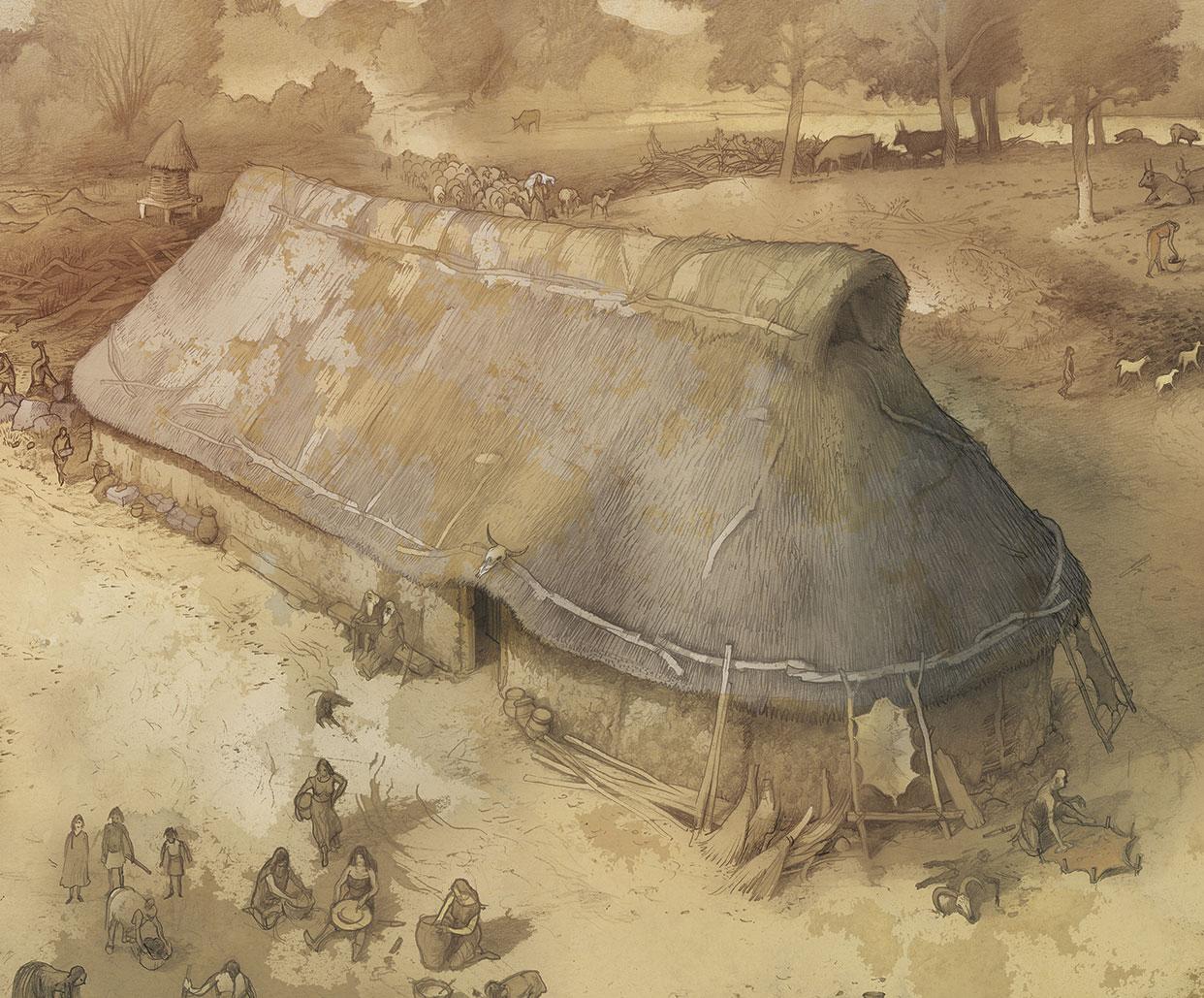 La Prehistoria en la zona de Alcalá de Henares