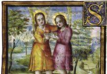 Los Santos Niños Justo y Pastor