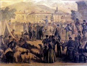 El origen de las ferias de Alcalá de Henares