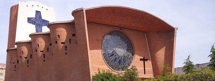 Iglesia de San JUan de Ávila de Alcalá de Henares