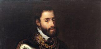 El emperador Carlos y Alcalá de Henares