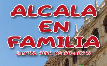 Alcalá en Familia, juntos pero no revueltos