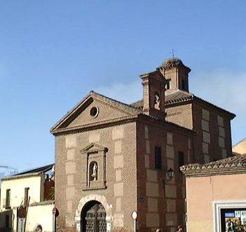 Ermita de Santa Lucía de Alcalá de Henares