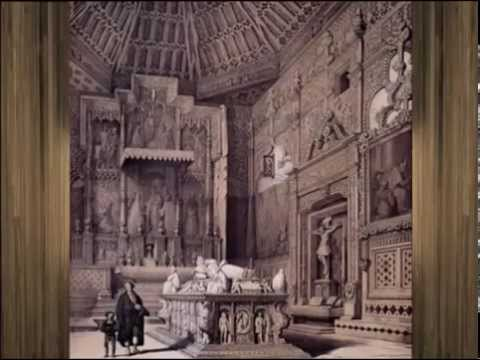 El sepulcro del Cardenal Cisneros