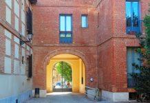 Cárcel Universitaria (Fuero Universitario) de Alcalá de Henares