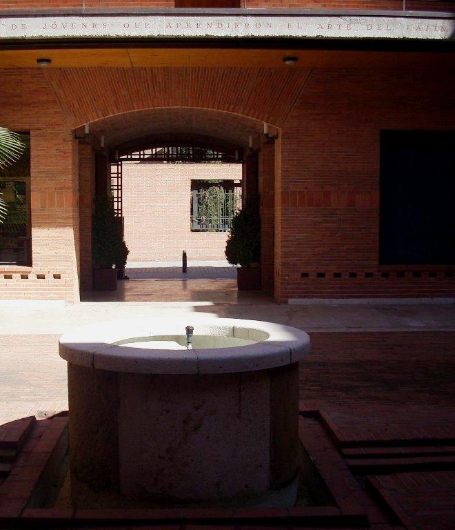 Colegios menores de San Eugenio y San Isidoro
