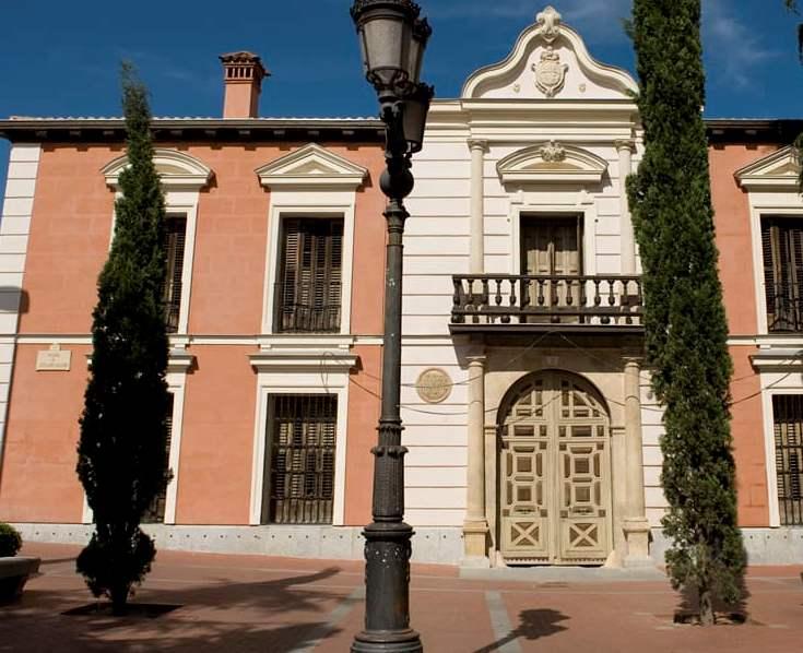 Colegio Hospital de San Lucas y San Nicolás de Alcalá de Henares