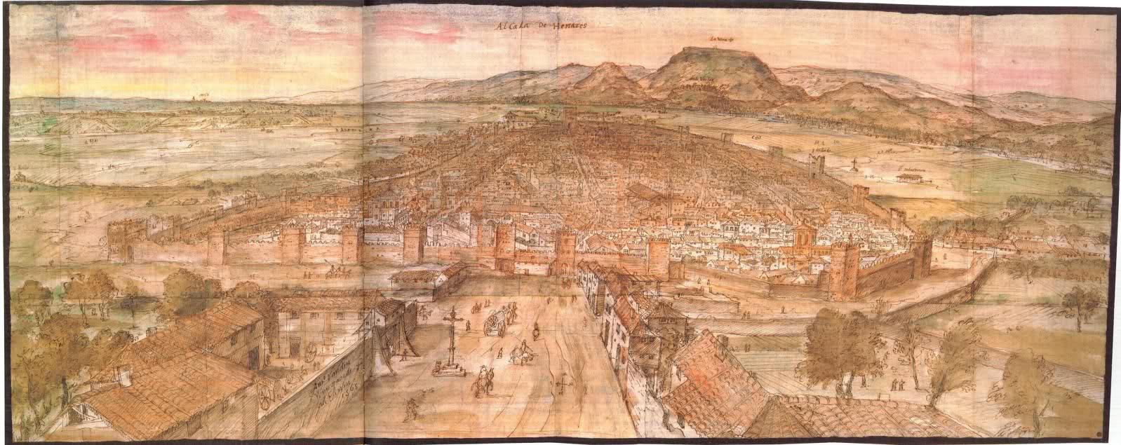 Caminos de la Ciudad de las Artes y las Letras