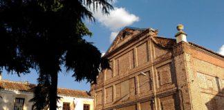 Colegio Menor de Mercedarios Descalzos de la Visitación de Nuestra Señora.