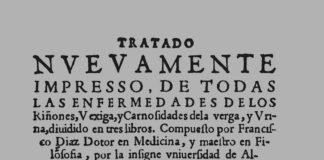 Francisco Díaz, un gran médico español del Renacimiento