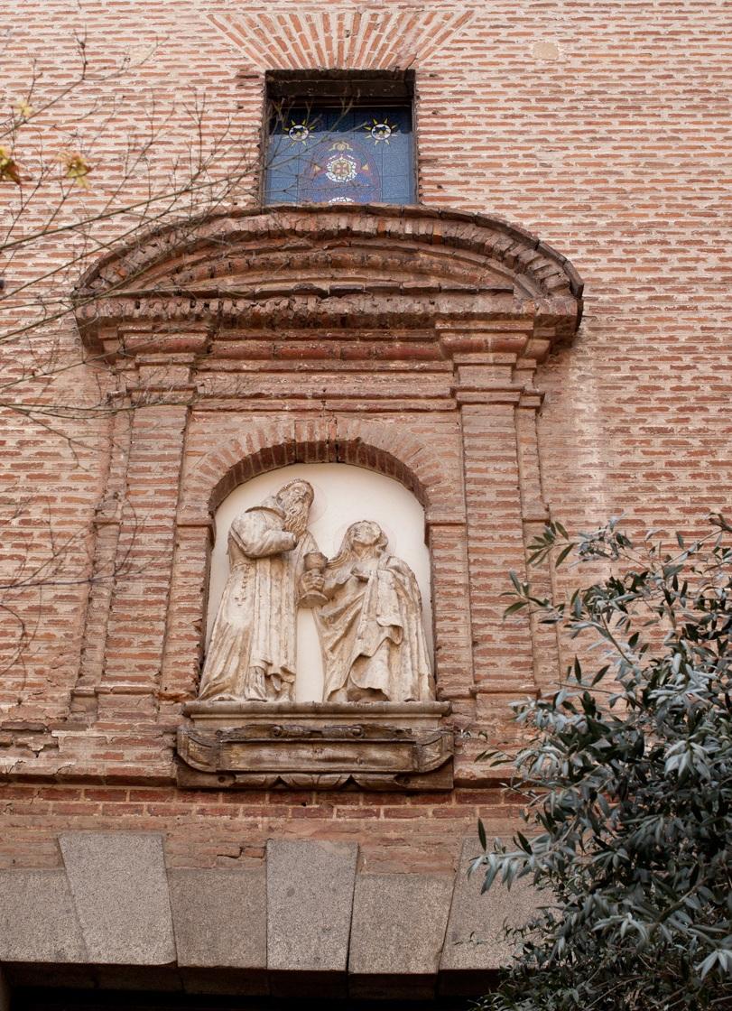 Colegio de Franciscanos Capuchinos de Santa María Egipciaca