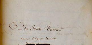 Por Todos los Santos, la lectura de Don Juan Tenorio...