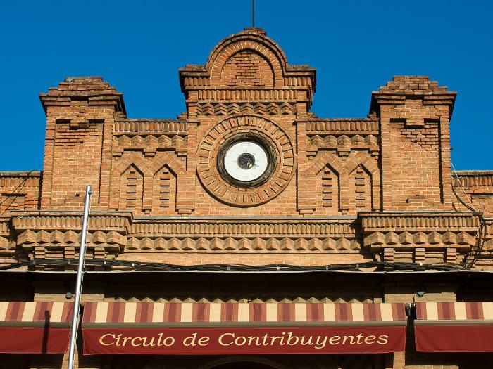 Un relojero suizo en Alcalá de Henares, el barómetro del Círculo de Contribuyentes