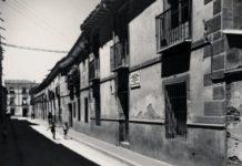 Documento sobre la venta de la casa de la familia Cervantes en 1551