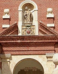 Colegio convento de agustinos de San Nicolas de Tolentino