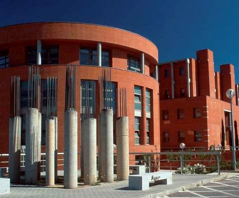 El Campus externo de la Universidad de Alcalá de Henares