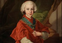 Luis Antonio de Borbón