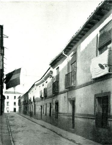 La restauración de la casa de Cervantes de Alcalá de Henares