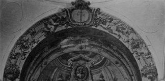 La antigua parroquia de Santiago