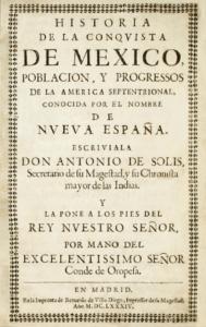 Antonio de Solis y Rivadeneyra, un escritor complutense del siglo XVII