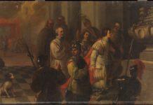 Escenas de la vida de San Diego de Alcalá de Juan García de Miranda