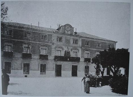 Colegio Convento de San Carlos Borromeo o Agonizantes