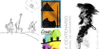 Cervantes y El Quijote en los sellos de Correos
