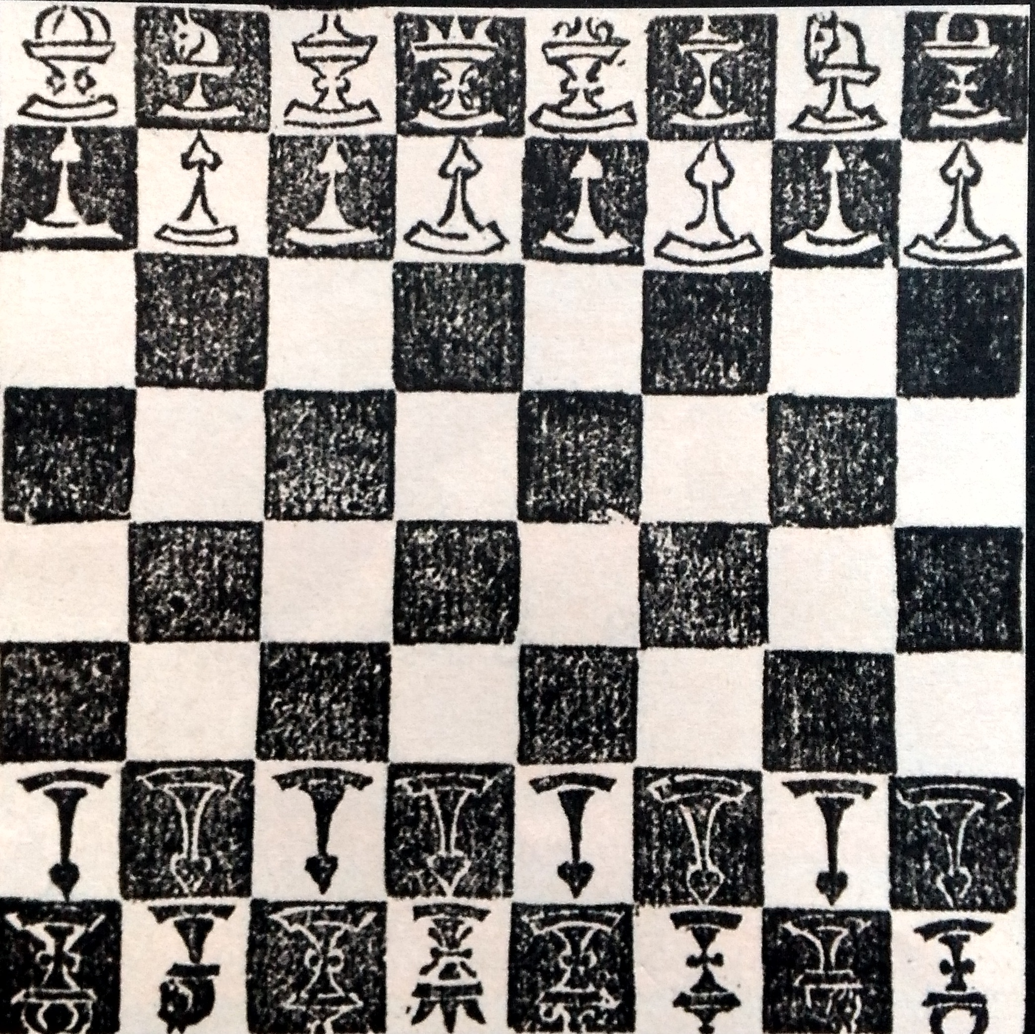 Juan Huarte de San Juan y el ajedrez