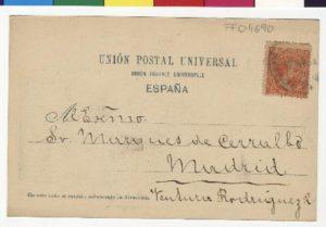 VIII Aniversario de la Sociedad Española de Excursiones celebrado en Alcalá de Henares