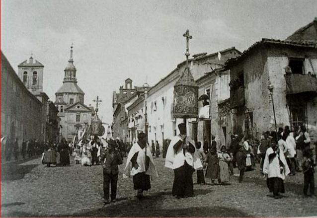 Vídeo sobre la Semana Santa de Alcalá de Henares